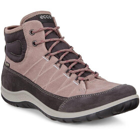 ECCO Aspina Shoes Women Moonless/Deep Taupe